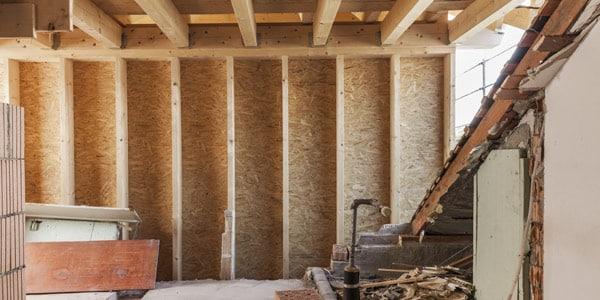 Przebudowy domów